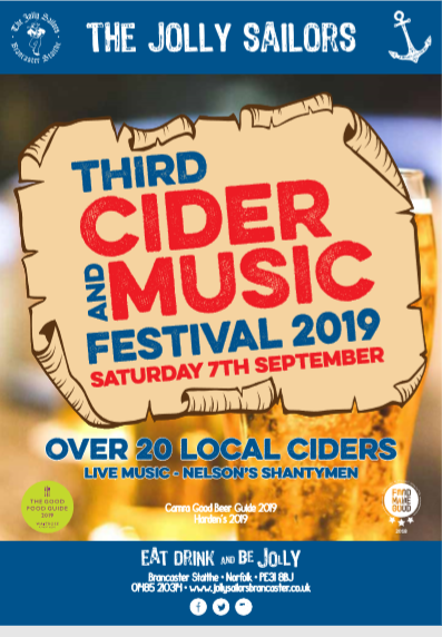 Third Cider & Music Festival