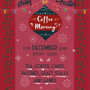 Festive Coffee & Crafts