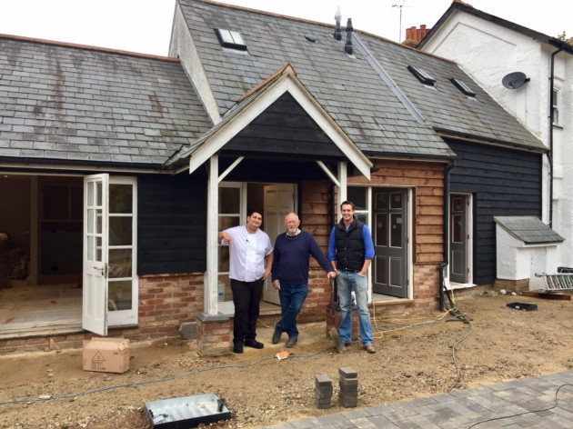 Revamped Fox at Willian saves post office for community as pub adds rooms - The Comet 2016