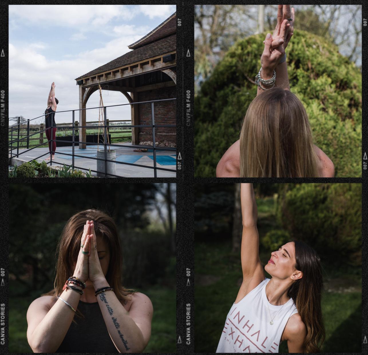 Friday Flow - Outdoor Yoga