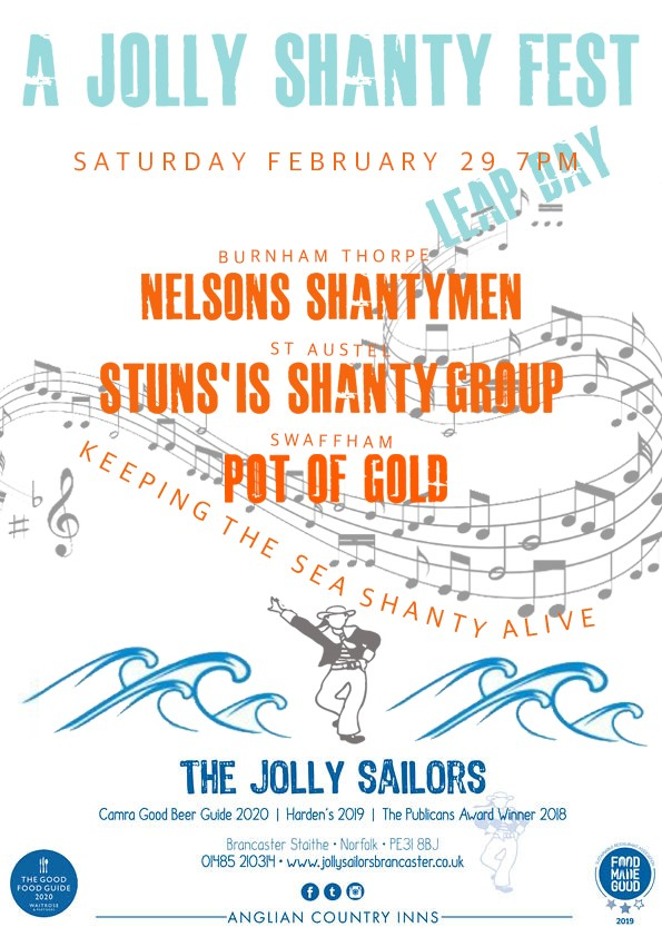 A Jolly Shanty Fest