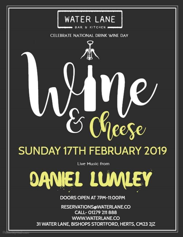 Wine & cheese – no more words needed!