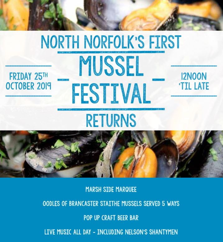 North Norfolk's Mussel Festival