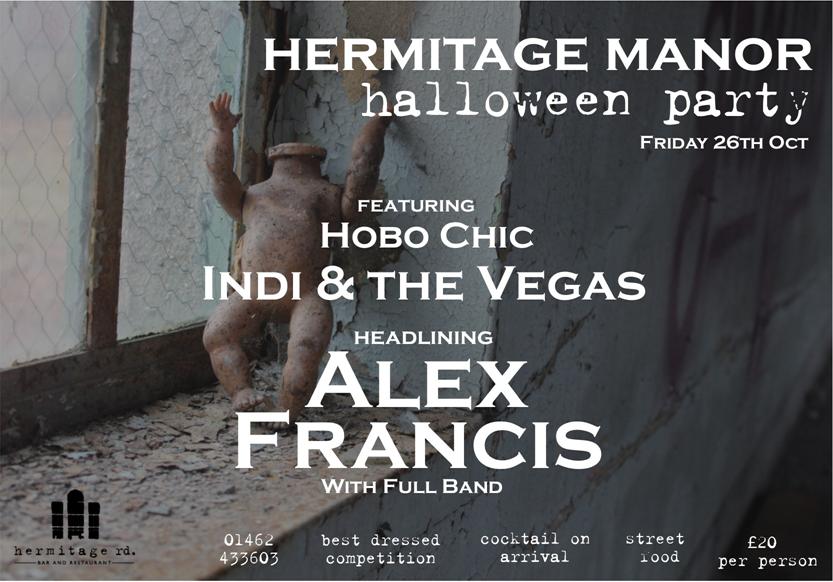 Dare you enter Hermitage Manor?