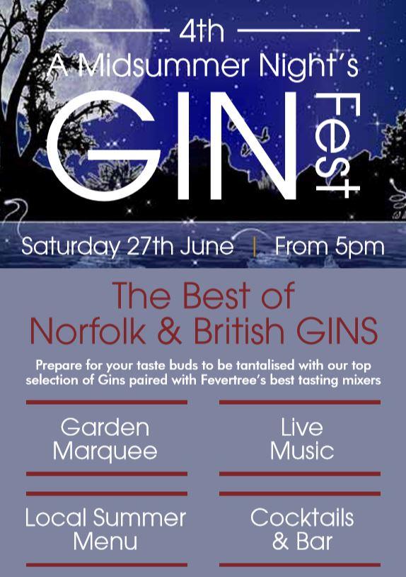 4th gin fest