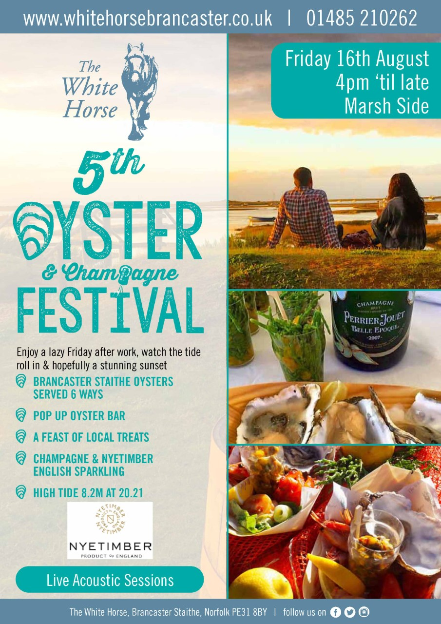 Oyster & Champagne Festival
