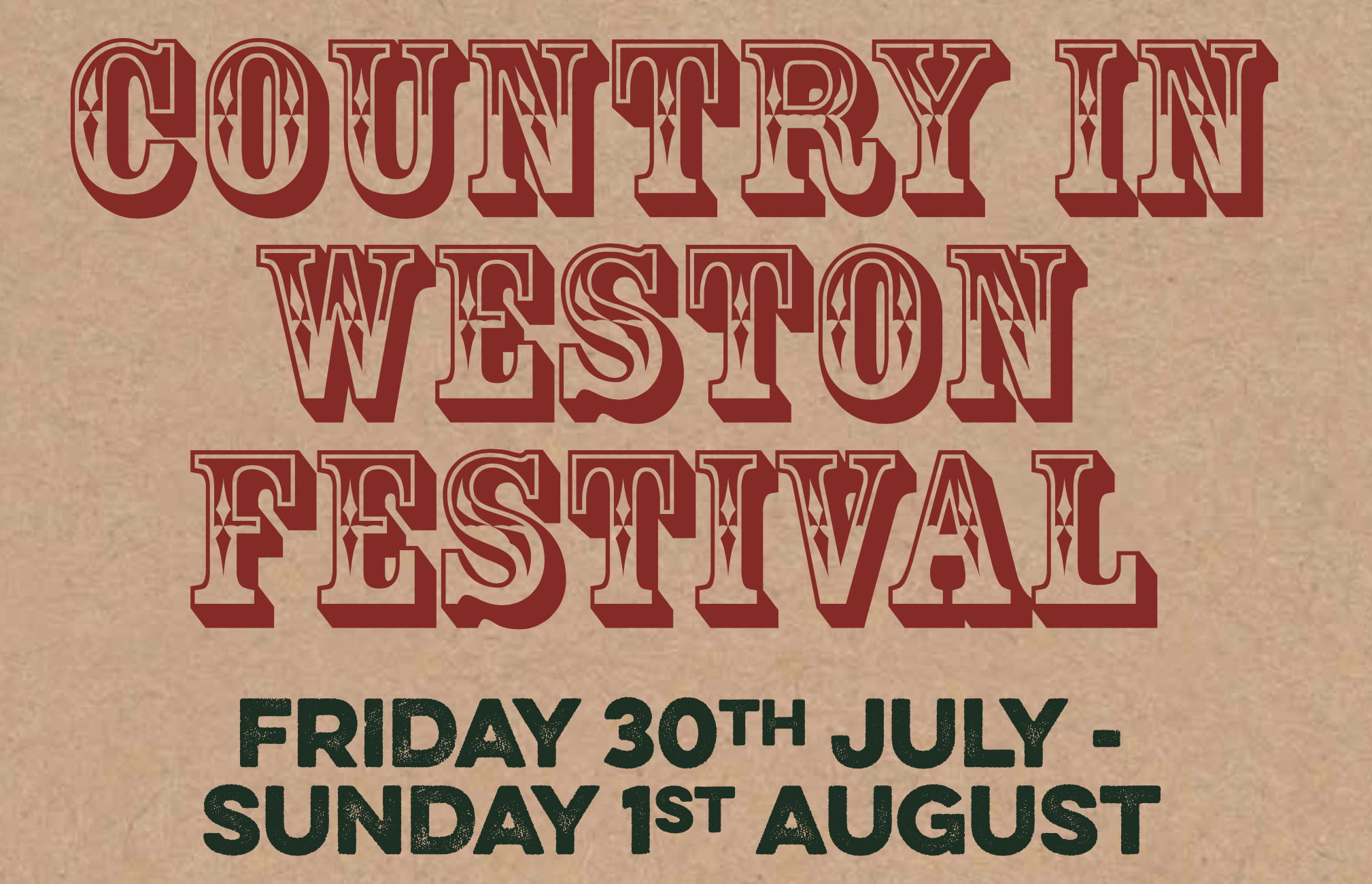 Country in Weston