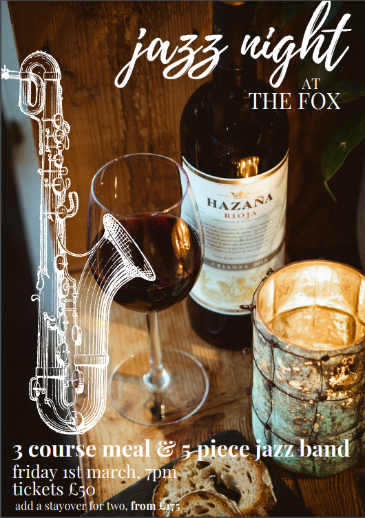 Jazz Night at The Fox