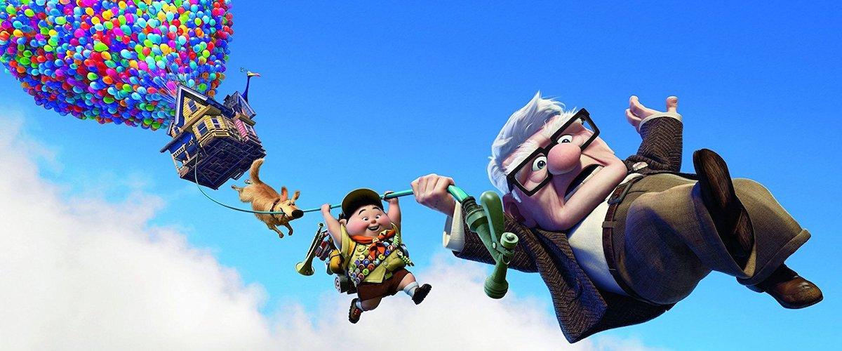 UP - Outdoor Cinema Screening
