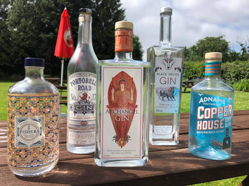 3rd Kings Gin Fest in the Garden