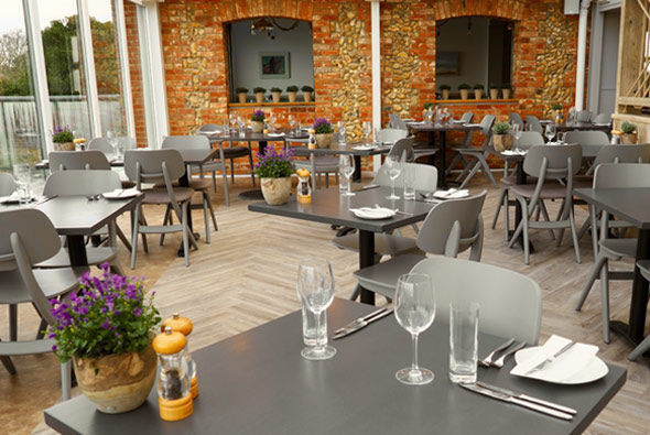 The White Horse new refurb affords a wider panorama