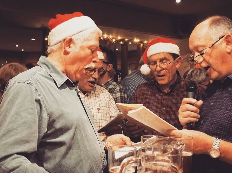 Sing Carols for Charity